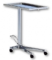 Cart servant height adjustable & removable tray art. 2482