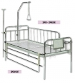 Pair of side rails for bed inpatient cost version art. 2900/SE