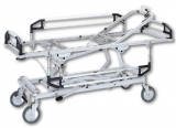 Stretcher and adjustable height with TR-RTR Art. 2489/7T